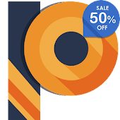 Pie 9 - Icon Pack Android APK Download Free By A1 Design