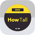 HowTall - Estimate Your Height icon