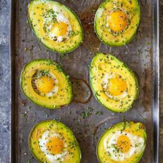 Egg Avocado Recipes