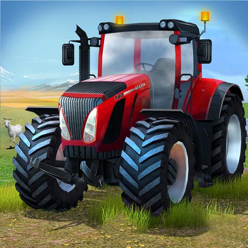 Farmland Farming Sim
