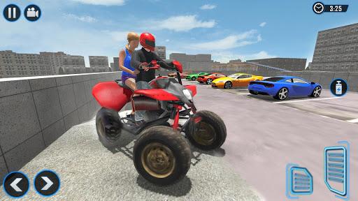 ATV Quad Bike Simulator 2020: Bike Taxi Games 3.1 screenshots 10