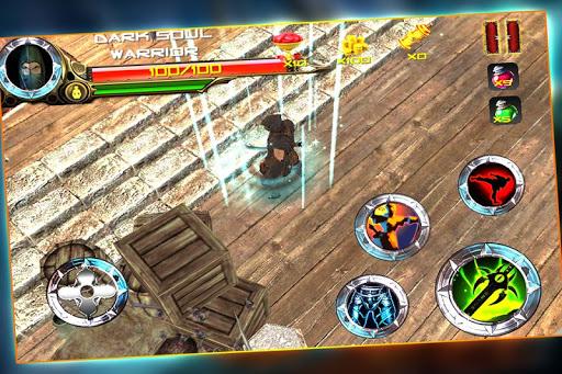 Storm Zone - Ninja Warrior 3D