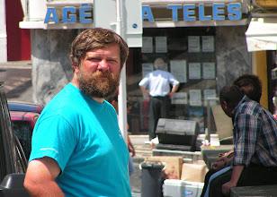 Photo: Глеб на улице в Ангре