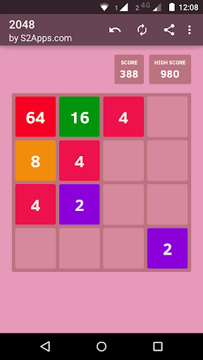 2048 4.2.18 screenshots 21