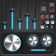 Equalizer Music Player - Volume and Bass Booster