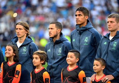 """""""Un joueur spécial"""": les louanges de Raphael Varane à Eden Hazard"""