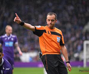 Mouscron-Cercle, Zulte-Standard, Anderlecht-Courtrai... les arbitres du week-end