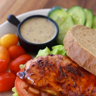 Honey Glazed Chicken Sandwich