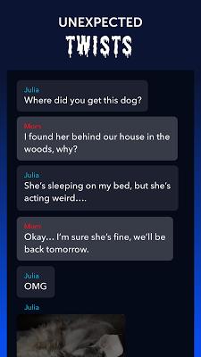 Yarn - Chat Fiction - screenshot