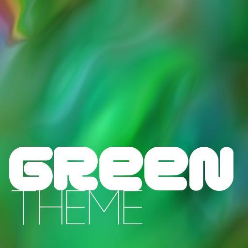 Theme Xperia™ Green