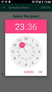 Scheduler for WhatsApp- screenshot thumbnail