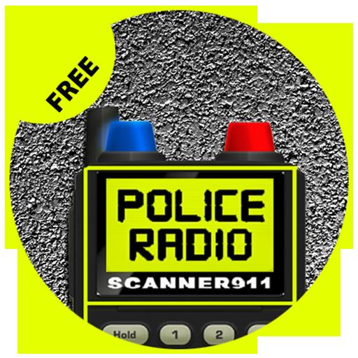 Police Scanner Radio Scanner 娛樂 App LOGO-硬是要APP