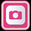 Insta click share icon