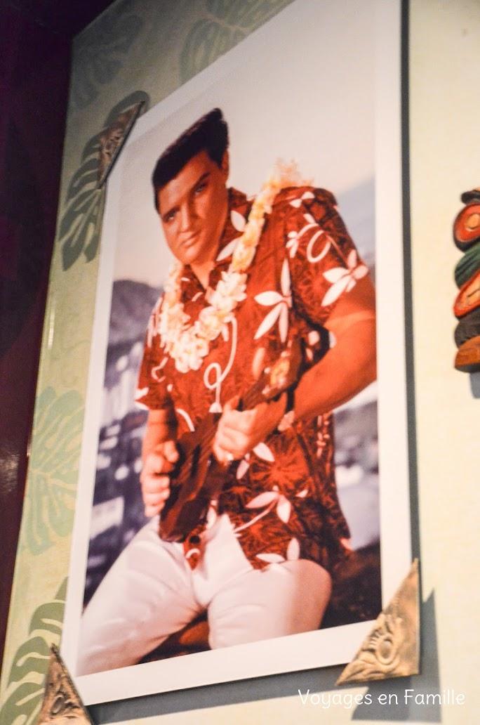 Elvis in Hawai