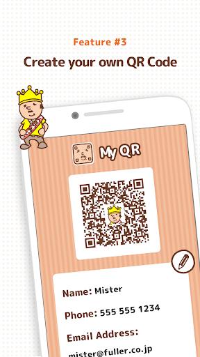 Mr. QR: Super Cute QR Scanner/Reader 2.12.3 Windows u7528 3
