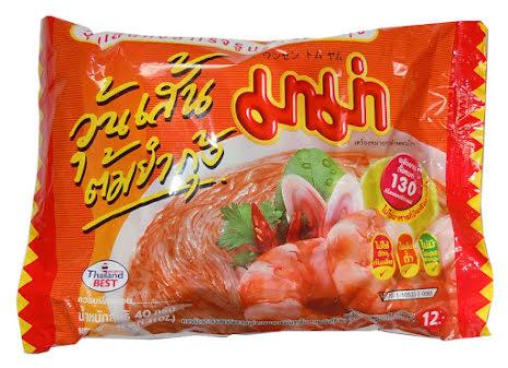 Mama Bean Vermi Tom Yum 40g