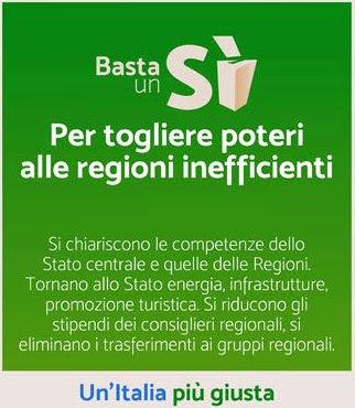 locandina effetto referendum su regioni