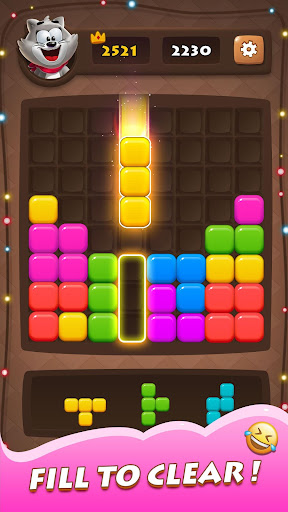 Puzzle Master - Sweet Block Puzzle modavailable screenshots 6