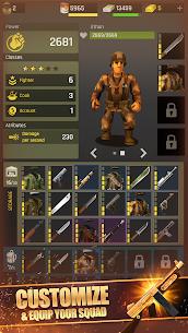 Last War: Shelter Heroes. Survival game MOD APK [Mod Menu] 5