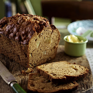 Ginger Pear Bread.