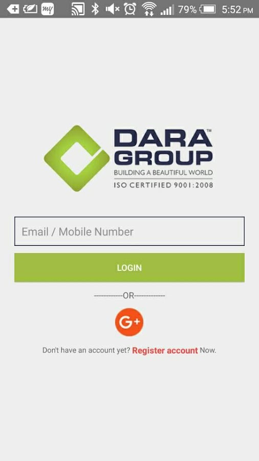 DARA GROUP- screenshot