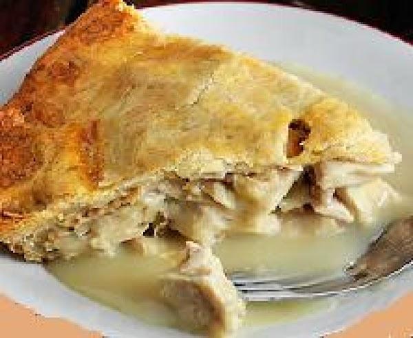 The Best Chicken Pie In The World Recipe