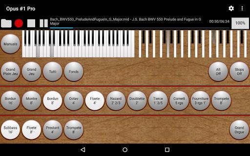 玩音樂App|Opus #1 Pro - The Midi Organ免費|APP試玩