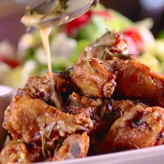 Carmine's Famous Scarpariello Chicken Wings