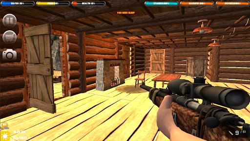 Survival Forest : Survivor Home Builder 1.4 screenshots 9