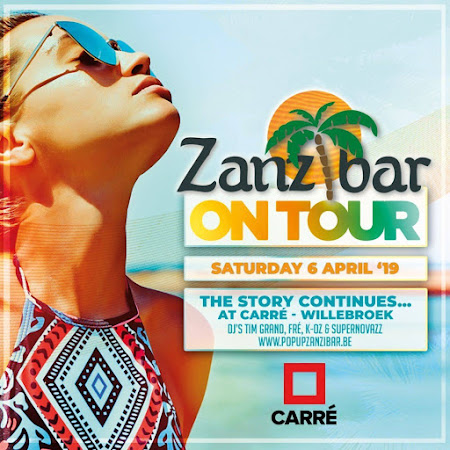 Zanzibar On Tour - Carré