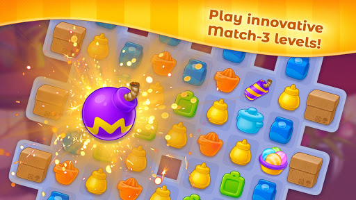 Cooking Paradise - Puzzle Match-3 game 0.7.27 screenshots 3