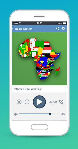 SENEGAL Radios Android App  screenshots 2