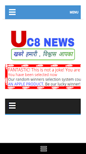 Uc8news - náhled