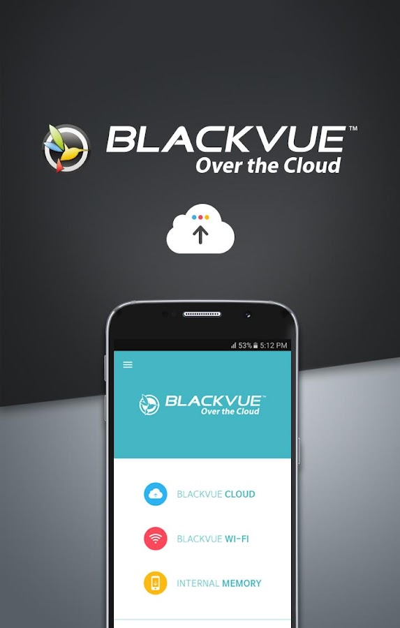 BlackVue- screenshot