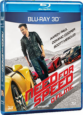 Need For Speed   O Filme BDRip XviD Dual Audio e RMVB Dublado e Legendado