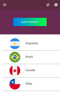 Download Canada VPN- Free VPN & Unlimited Proxy For PC Windows and Mac apk screenshot 1