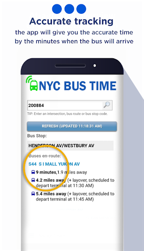 Download New York Bus Time App on PC & Mac with AppKiwi APK