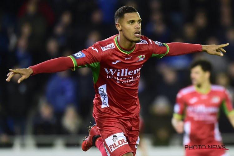 Opvallende move: Zinho Gano ruilt KV Oostende in voor Belgische topclub