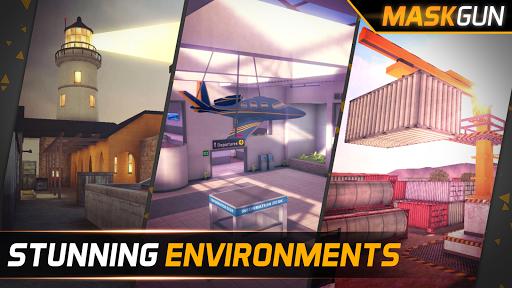 MaskGun u00ae - Multiplayer FPS 2.181 Screenshots 5
