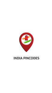 India Pincodes - náhled