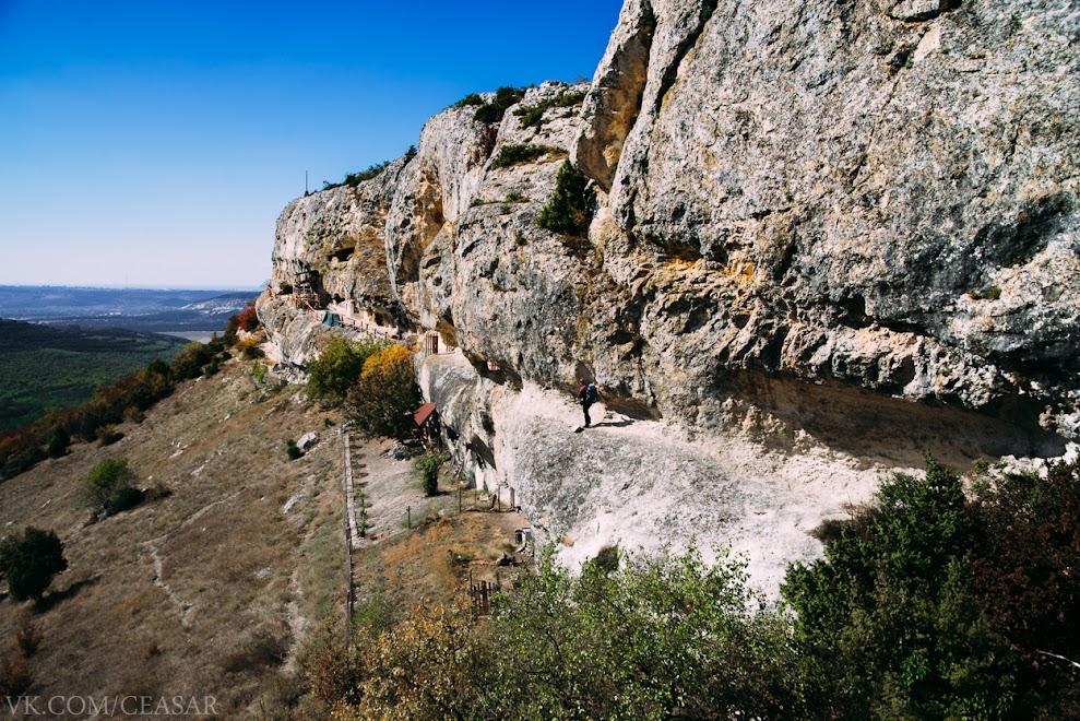 Чалтеровский монастырь, Крым