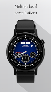 Watch Face: Courser Classic – Wear OS Smartwatch – Download Mod Apk 3