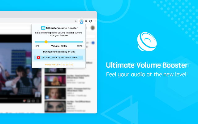 Ultimate Volume Booster