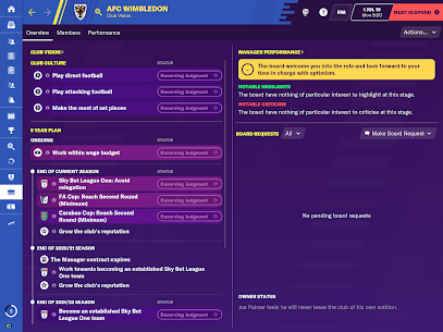 Football Manager 2020 Touch  Apk Download For Android and Iphone 1
