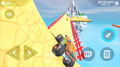 Car Climb Stunts 3D screenshot 2