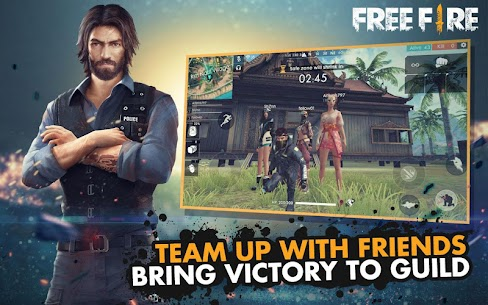 Garena Free Fire Mod 1.54.1 Apk [Unlimited Money] 2