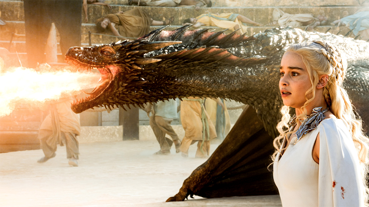 Will her dragons let her claim the Iron Throne?