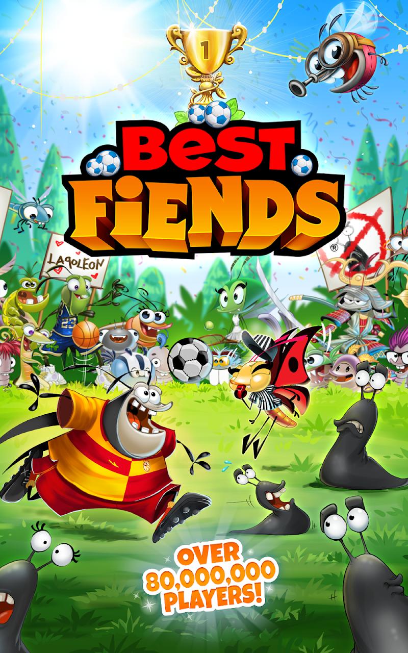 Best Fiends - Free Puzzle Game Screenshot 6