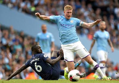 Manchester City moet het een tijdje doen zonder Kevin De Bruyne