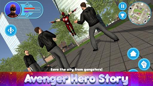 Avenger Hero Story  screenshots 12